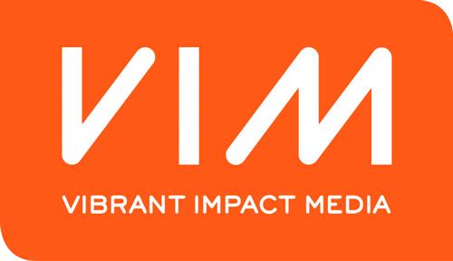 Vibrant Impact Media Logo